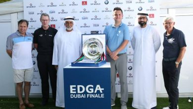 Photo of George Groves wins the inaugural EDGA Dubai Finale