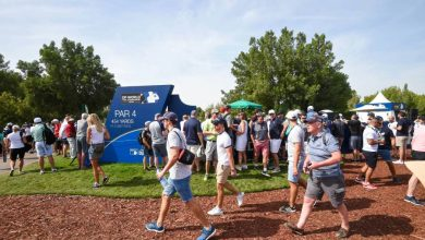 Photo of DP World Tour Championship targets Golf fan health