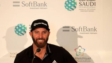 Photo of Koepka and defending champion Dustin Johnson relish Saudi return