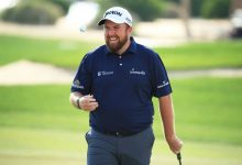 Photo of Shane Lowry ready for Abu Dhabi defence