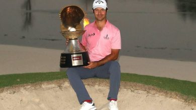 Photo of Jorge Campillo 2020 Qatar Masters champion