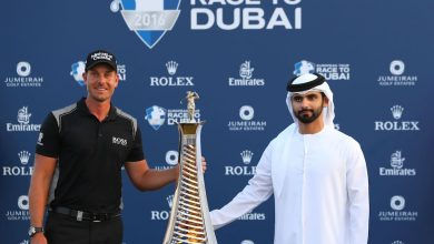 Photo of Sheikh Mansoor becomes DP World Tour Championship, Dubai Patron